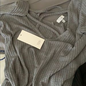 Tobi Dresses - Tobi Swing Dress (Grey)